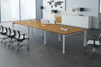 办公家具会议桌-办公桌定制-定做板式会议桌