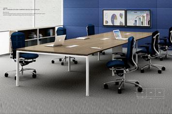 板式会议桌 EY-HYZ017