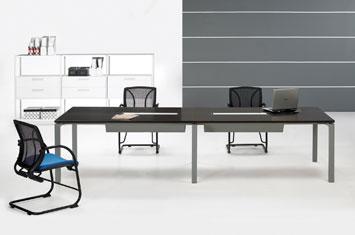 办公会议桌-员工会议桌-板式家具会议桌-会议桌系列