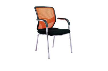 电脑椅-培训椅-办公椅-椅子设计-网布会议椅