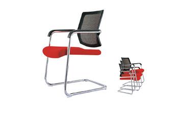 网布会议椅-培训椅-办公家具-职员椅-椅子设计
