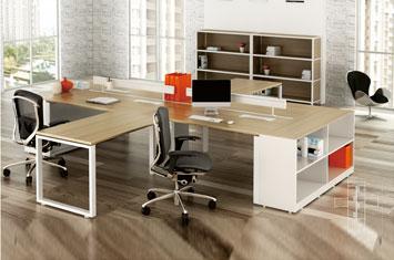 员工办公桌 EY-ZH6027