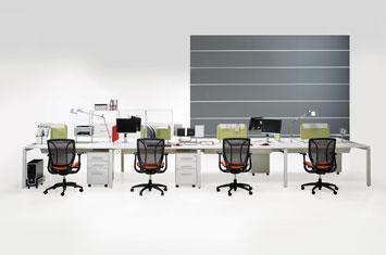 员工办公桌 EY-ZH6030