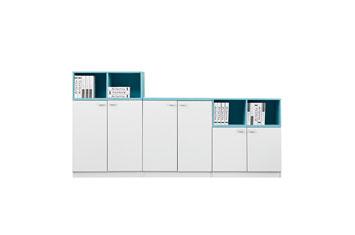 板式文件柜厂家-文件柜系列-板式柜