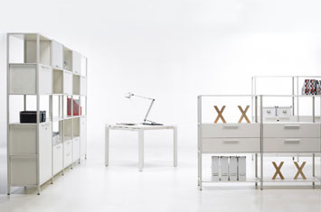 文件柜系列-板式文件柜-办公板式文件柜