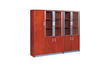实木文件柜 EY-WJG1018