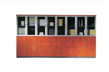 文件柜-实木文件柜-办公文件柜-书柜
