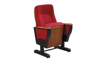 折叠椅-折叠剧场椅-定做剧场椅-红剧场椅