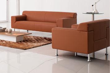 沙发图片-商务会谈沙发-家具沙发