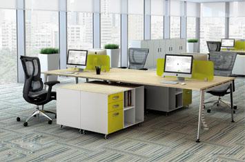 员工办公桌 EY-ZH6031