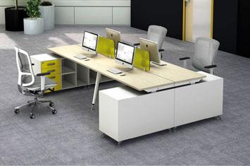 办公桌-职员桌-多人办公桌-电脑办公桌