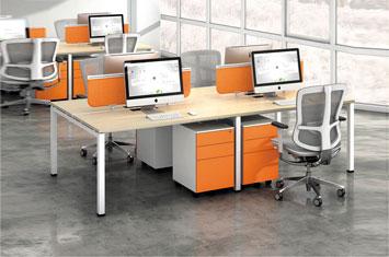 员工办公桌 EY-ZH6035