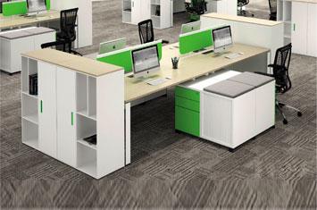 员工办公桌 EY-ZH6041
