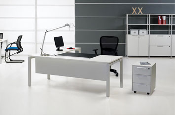 板式办公桌 EY-BS637
