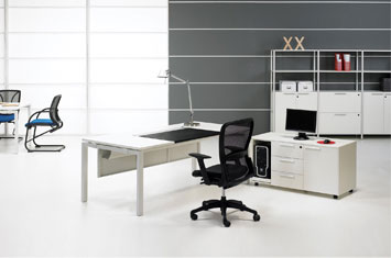办公桌,桌子-办公桌图片-办公桌尺寸-定制板式办公桌