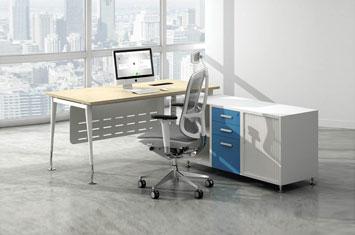 板式办公桌 EY-BS642