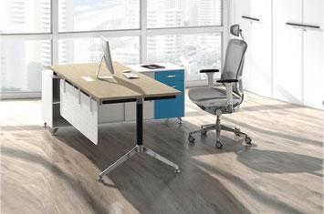 板式办公桌 EY-BS643