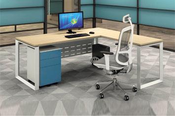 电脑桌-办公桌尺寸-员工桌-主管桌-办公室办公桌
