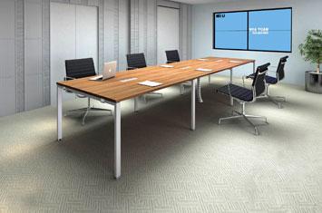 办公室会议桌-板式家具-办公桌会议桌-上海会议桌设计