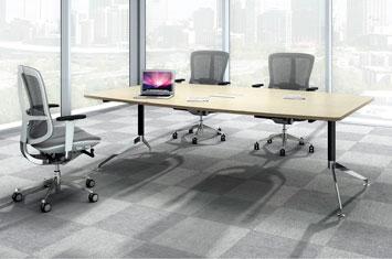 会议桌-折叠会议桌-板式家具-上海会议桌厂家