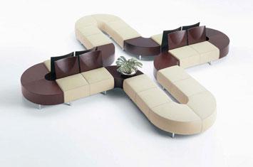 布艺沙发组合-定制布艺沙发-办公创意沙发-布艺沙发品牌