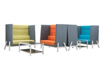定制布艺沙发-公司创意沙发-办公沙发-时尚布艺沙发