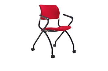 办公折叠椅-会议椅-定制培训椅