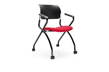 培训椅-电脑培训椅-折叠办公椅-上海培训椅-办公椅