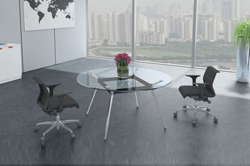 办公洽谈桌-洽谈桌摆放-布艺会客桌-定制洽谈桌