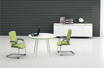 职员洽谈桌-商务洽谈桌-洽谈桌-会客桌