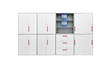 钢制文件柜 EY-WJG3010