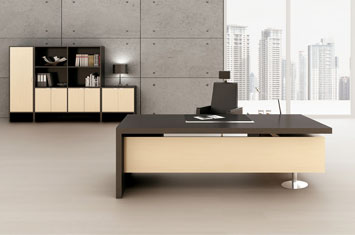 办公桌-实木办公桌-实木大班台-办公桌定制