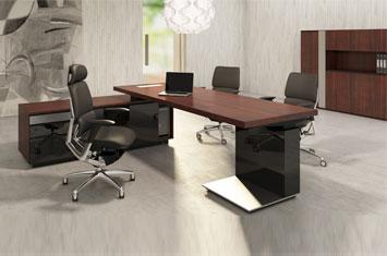 办公家具大班台-总裁桌-大班台定做
