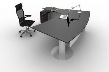 办公家具大班台-大班台定做-上海大班台-办公桌厂家