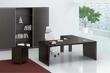办公大班台-实木大班台-老板桌