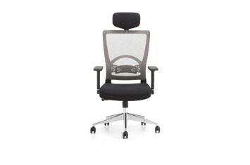 电脑椅-旋转办公椅-员工椅