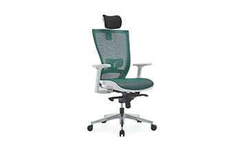 办公会议椅-电脑办公桌-职员椅-网布滑轮椅