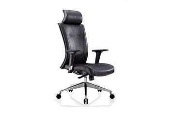 老板旋转椅-牛皮老板椅-牛皮椅子-定做老板椅