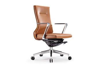 老板辦公椅-老板旋转椅-皮质老板椅-牛皮椅子