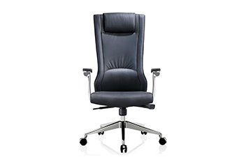 升降老板椅-大班椅-牛皮椅