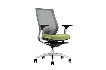 员工转椅-网布滑轮椅-会议椅-定制员工椅