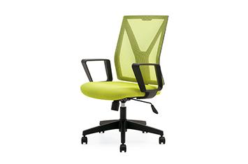 办公旋转椅-升降职员椅-办公椅-网布转椅