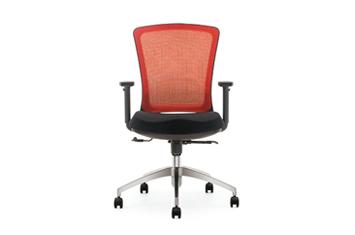 网布电脑椅-定做办公椅-网布职员椅-办公会议椅