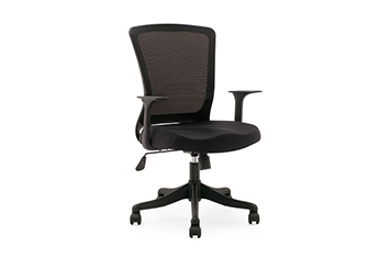 女员工椅-电脑椅-职员办公椅-职员椅