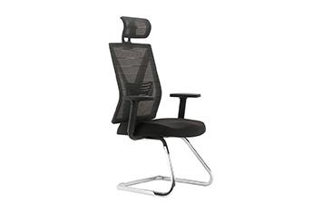 会议椅厂家-网布职员椅-会议椅