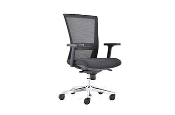 办公网布旋转椅-升降电脑椅-办公椅