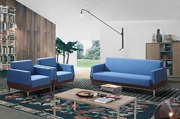 商务办公沙发-品牌沙发-布艺沙发组合-上海布艺沙发厂