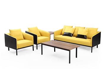 休闲沙发EY-SF8140