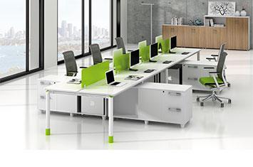 员工办公桌 EY-ZH6011