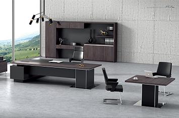 办公老板桌-实木老板桌-办公大班台